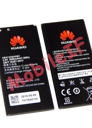 Аккумулятор Батарея Huawei Y625 Honor 3C Lite Y625c HB474284RBC