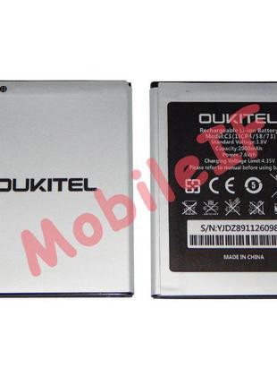 Аккумулятор батарея Oukitel c3, Bravis a503 Joy, S-TELL M510