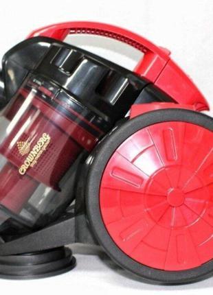 Колбовый мощный пылесос Crownberg CB-0111 2400W