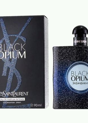 Yves Saint Laurent BLACK OPIUM INTENSE 90 мл женский