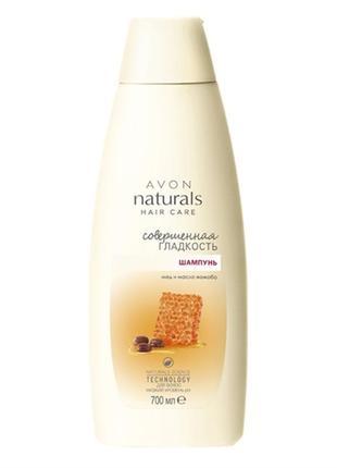 Шампунь для волос «совершенная гладкость. мед и масло жожоба »...