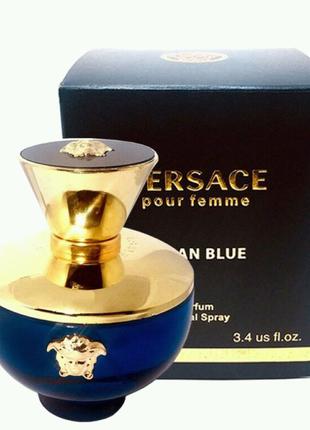 Versace Pour Femme Dylan Blue 100 ml ЖЕНСКИЙ