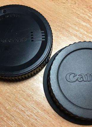 Задняя крышка объектива байонета Canon, оригинал