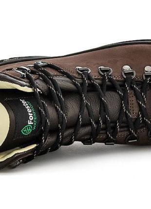 Ботинки-термо Forester Vibram J-Tex 3216VG-4J, кожа, оригинал, Ит