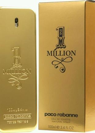 Paco Rabanne - 1 Million 100 ml МУЖСКОЙ
