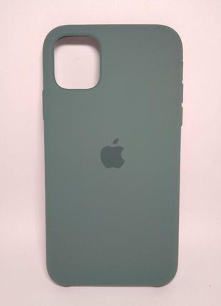 Задня накладка iPhone 11 Original Soft Touch Lavanda Grey