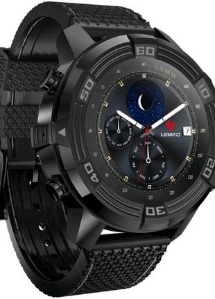 Смарт часы Lemfo lem 6