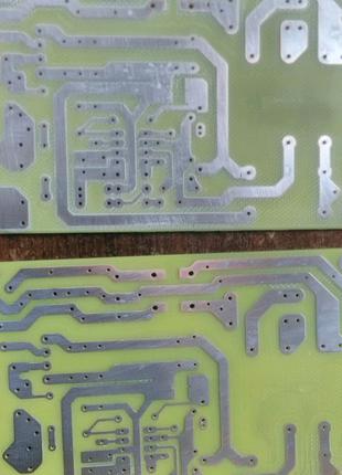 Печатные платы методом фрезеровки