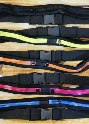 Поясная сумка для бега, велоспорта, фитнеса, сумка на пояс, банан