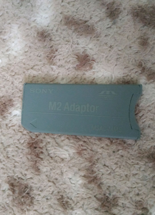 Адаптер для карт памяти Sony M2