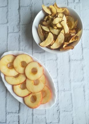 Яблочные снеки