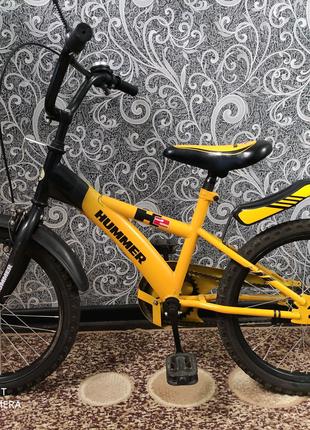 """Детский велосипед 18"""""""