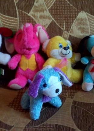 Мягкие игрушки,детские игрушки.