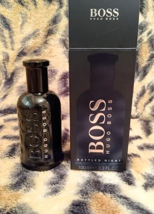 Туалетная вода Hugo Boss Bottled Night 100 мл