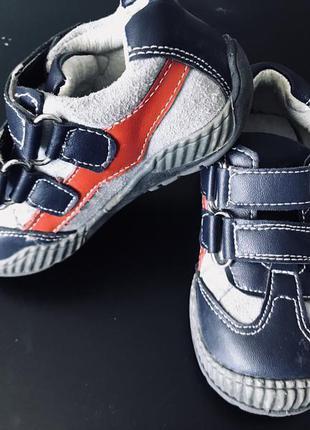 Туфли на мальчика, стелька 13-13,5 см