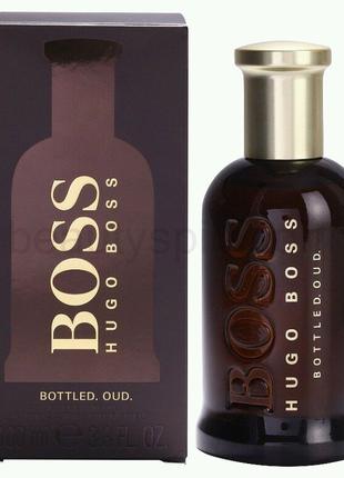 Hugo Boss Boss Bottled Oud 100 ml МУЖСКОЙ