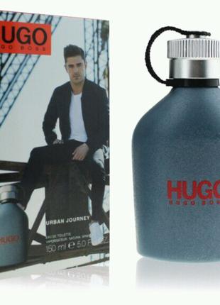Hugo Boss Hugo Urban Journey 150 ml МУЖСКОЙ