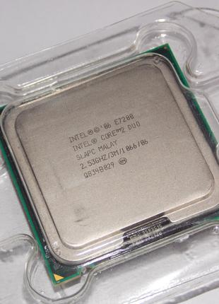 Процессор Intel® Core™ 2 duo e7200, e8400 (Socket LGA775)