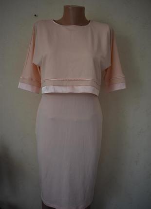 Новое красивое платье для кормящей мамы asos