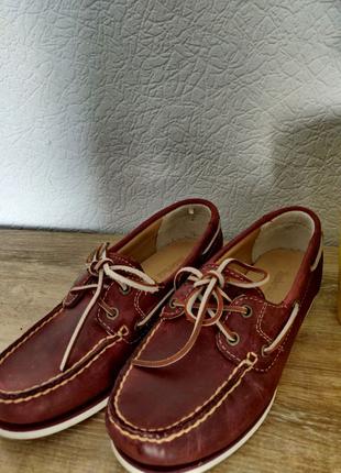 Туфлі Шкіряні Timberland