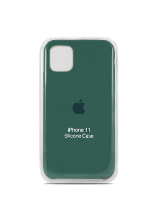 Original Soft Case for iPhone (HC) 11 Pine Green #6