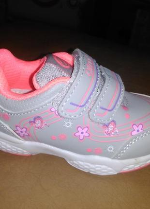 Кроссовки 21-25 р clibee на девочку, кросовки, клиби, кросівки...