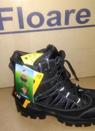 Зимние мембранные ботинки 32,33 р tigina floare, сапоги, тигин...