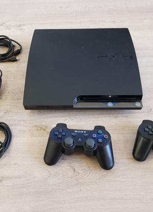 Sony PlayStation 3 500 Gb прошитая + 15 игр!!!