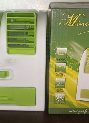 Мини-кондиционер, компактный настольный вентилятор
