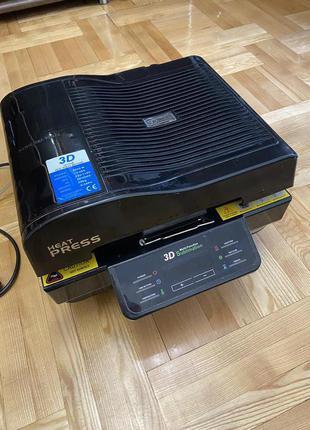 3D вакуумный термопресс 3D Vacuum HeatPress