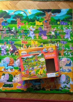 Пазлы детския мягкие игрушка коврик