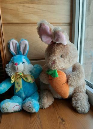 Плюшевые кролики