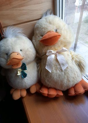 Плюшевый утки 70 грн