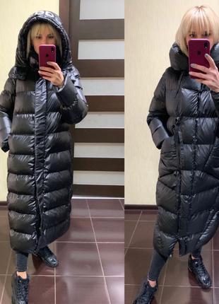 куртка пуховик, зимнее Пальто, женский пуховик, пуховик женский