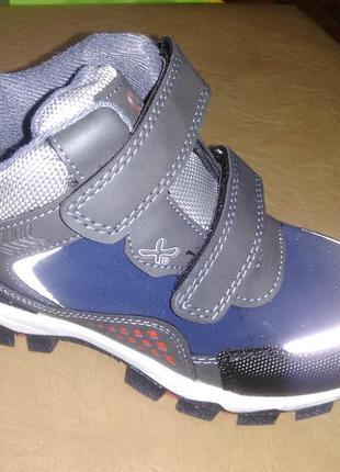 Демисезонные ботинки 31-35 р. promax, промакс, кроссовки, высо...