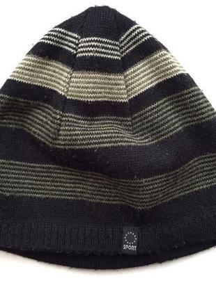 Шапка чоловіча, мужская шапка.