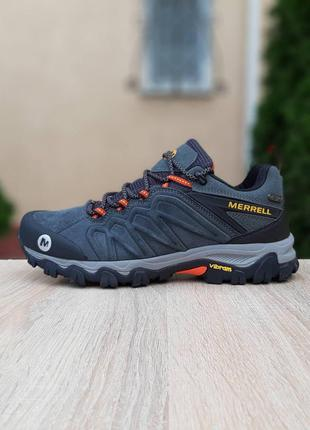 Осенние мужские кроссовки ботинки Merrell Vibram (40-45)