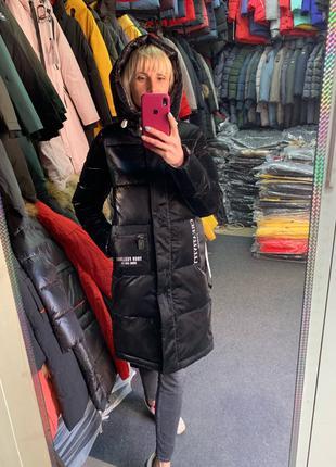 Куртка пуховик, женский пуховик, зимнее пальто,