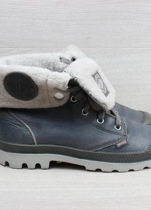 Женские зимние ботинки palladium, размер 38 (с мехом)