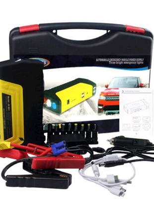 Пуско-зарядное устройство JUMPSTARTER T15A 50800 мАч