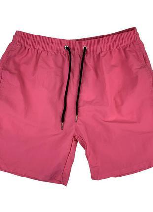 Мужские плавательные пляжные шорты (плавки) для купания, цвет ...