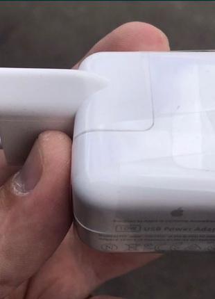 Блок питания для iPad, блочек зарядки айпад, Apple, з/у оригинал