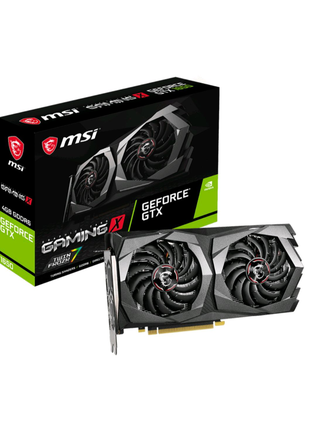 MSI PCI-Ex GeForce GTX 1650 D6 Gaming X 4GB GDDR6 (128bit)
