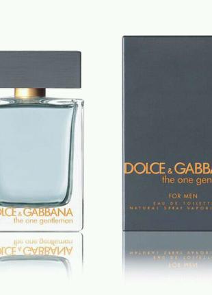 Dolce&Gabbana The One Gentleman 100 ml МУЖСКОЙ