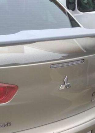 Спойлер митсубиси Юбка Бленда Mitsubishi Lancer