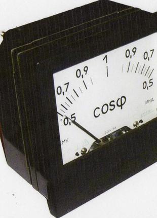 Фазометр однофазный Ц302-М1