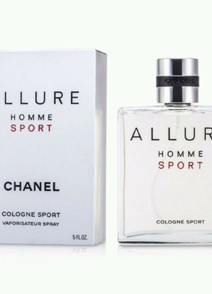 Chanel Allure homme Sport Cologne100 ml МУЖСКОЙ