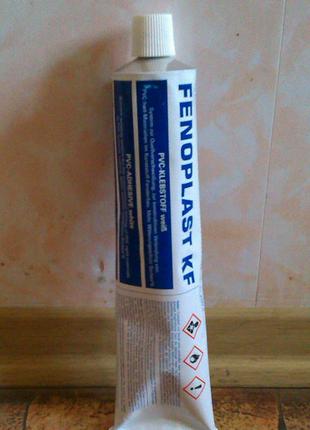 Жидкий пластик, клей для пластика fenoplast 200ml