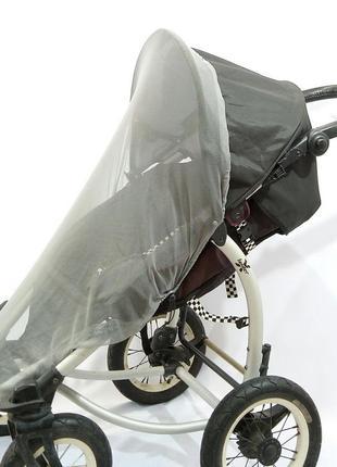 Сетка москитная для коляски, разные цвета