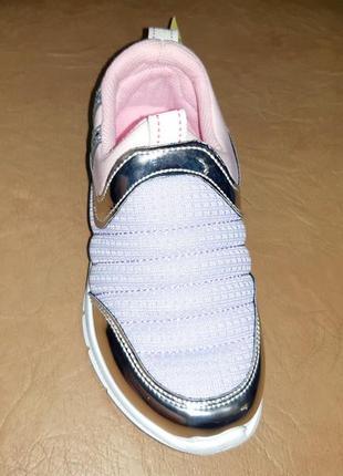 Легкие кроссовки на девочку 26-30 р